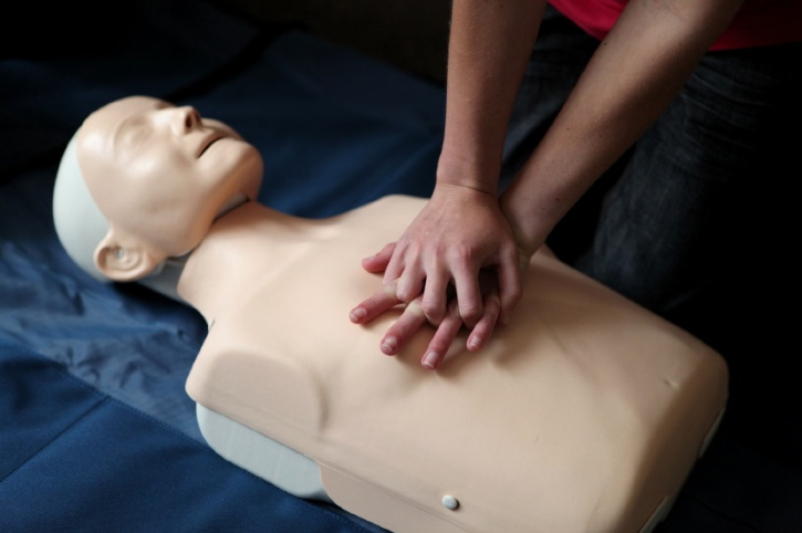 Level 3 Award in First Aid at work (QCF)