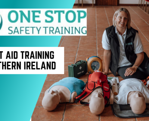 first aid training northern ireland